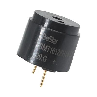 插针电磁蜂鸣器BMT1612XH14 LF